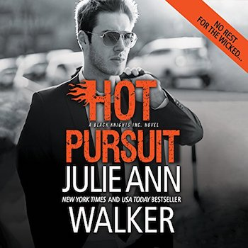 Hot Pursuit audiobook by Julie Ann Walker